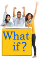 What If?  Package of 10 Booklets - Share the Gospel with your Friends