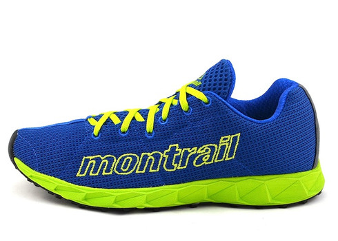 Montrail Rogue Fly vegan trail shoe