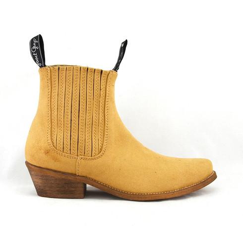 Good Guys Duke vegan Western-style boot