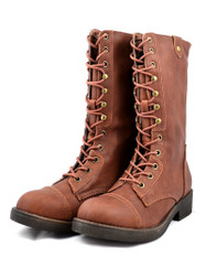 Madden Girl Vegan Motorr boot