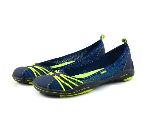 Jambu Spin Too vegan barefoot flat