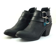 Blowfish Sucraa vegan heeled bootie