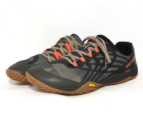 Merrell Trail Glove 4 vegan barefoot trail runner