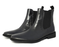 Ahimsa George vegan Chelsea boot