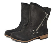 Madeline Rabble vegan fleece lined boot