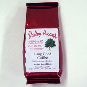 Dang Good Coffee 8 oz.