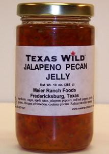 Jalapeno Pecan Jelly