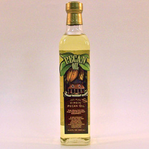 Virgin Pecan Oil - 16.9 oz.