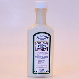 Watkins White Cream Liniment