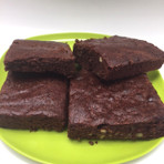 Homemade Brownies (1 doz with pecans)