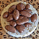Chocolate Amaretto Pecans