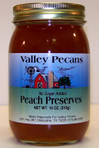 Peach Preserves No Sugar Added