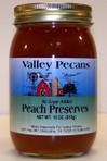 Peach Preserves No Sugar Added