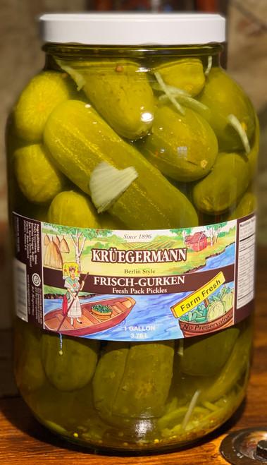Kruegermann Stix Frisch-Gurken 128oz