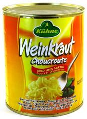 Kuhne Weinkraut Choucroute