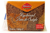 Van Der Meulen Rye Bread Pain De Seigle 17.64oz