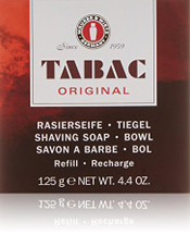 Tabac Original Shaving Soap and Bowl 4.4oz