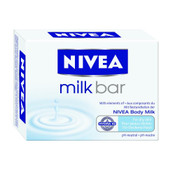 Nivea Milk Bar with Elements of Nivea Body Milk 3.53oz