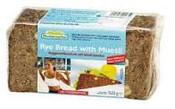 Mestemacher Rye Bread with Muesli  10.5oz
