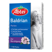 Abtei Baldrian Perlen - 160 tablets 3oz