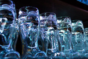 Souvenir Glass Beer Boot to Celebrate Oktoberfest