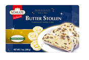 Schulte Butter Stollen - 7oz