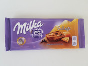 Milka Collage (Caramel)