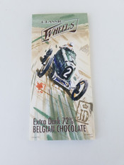 Classic Wheels Extra Dark Chocolate