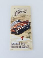 Classic Wheels Dark Chocolate