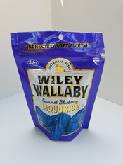 Wiley Wallaby Liquorice Blueberry