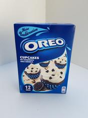 Oreo Cupcake Mix