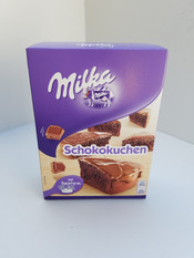 Milka Chocolate Cake Mix