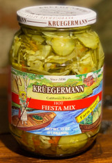 Kruegermann Hot Fiesta Mix 32oz