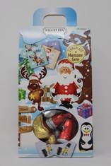 Riegelin Milk Chocolate Ornaments & Memory Game Kit
