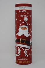 Riegelin Fine Chocolate German Santa Piggy Bank