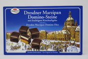 Dr. Quendt Dresdner Marzipan Domino Steine w/ Cherry Juice Jelly & Dark Chocolate