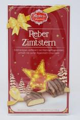 Reber Zimtstern Edelmarzipan, Christmas Flavors and Milk Chocolate