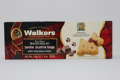 Walkers Pure Butter Shortbread Dottie Scottie Dogs with Chocolate Chips