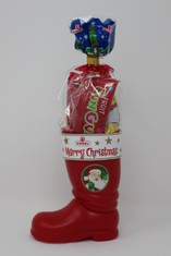 Windel Assorted Candy in Christmas Boot