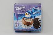 Milka Oreo Snowballs