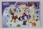Milka Santa and Others Advent Calendar