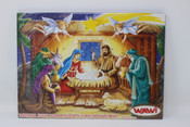 Wawi Nativity Scene Advent Calendar