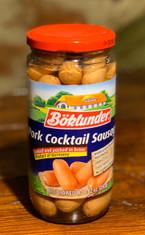 Boklunder Pork Cocktail Sausages 8.82oz