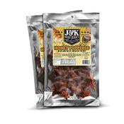 &K Beef Jerky Honey Peppered 8oz-1/2 Pound