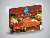 4oz Smoked Copper River Sockeye Salmon