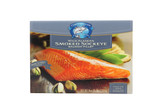 8oz Smoked Wild Alaska Sockeye Salmon - case (12) - pick up