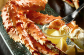 Recommended Prep Methods: (precooked) Boil, steam, sauté, broil, grill, roast. See our Recipes section for Red King Crab recipe ideas.