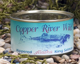 Try our Kippered Smoked King Salmon in our Salmon Chowder recipe!