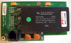 Biometric HandPunch Time Clock Modem (RSI Schlage MD-500)