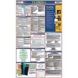 Florida All-in-One Labor Law Poster
